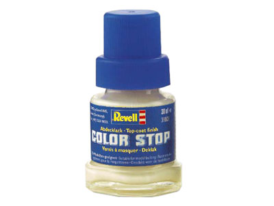 Color Stop, afdeklak 3