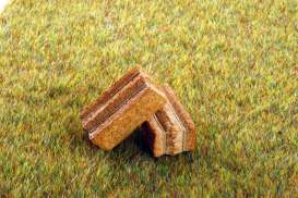 Square Hay Bale Set (2 pieces)
