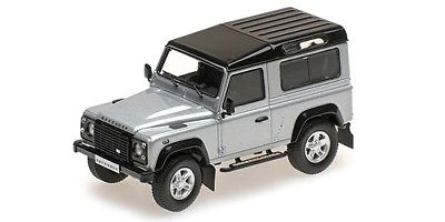 Land Rover Defender 90 2014 Zilver