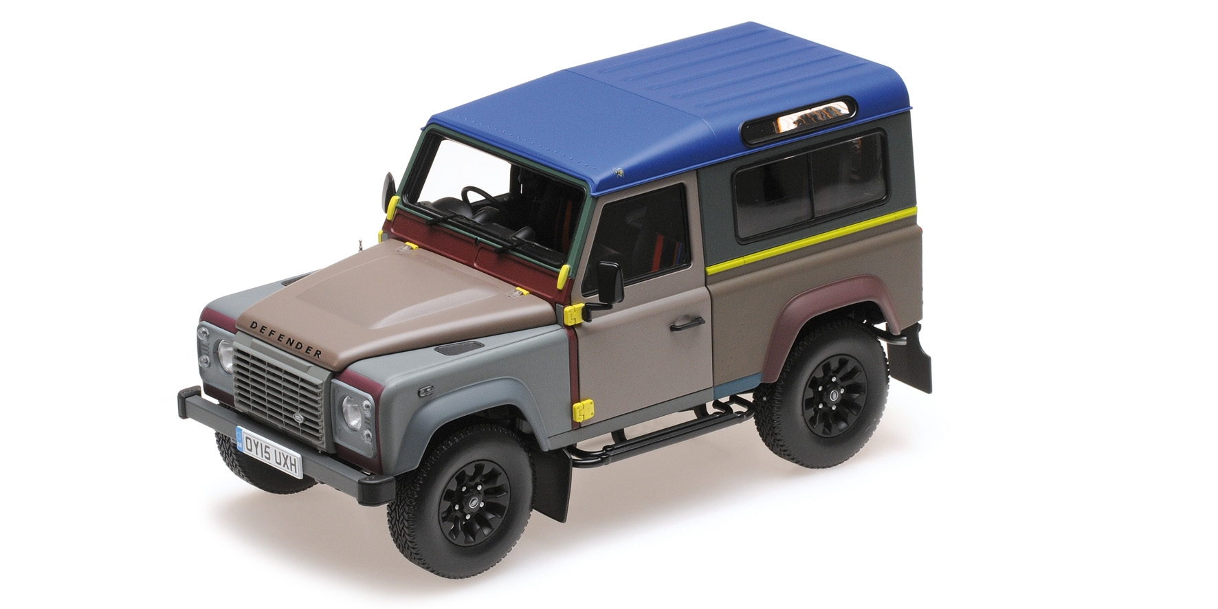 Land Rover Defender 90 Paul Smith Edition 2015