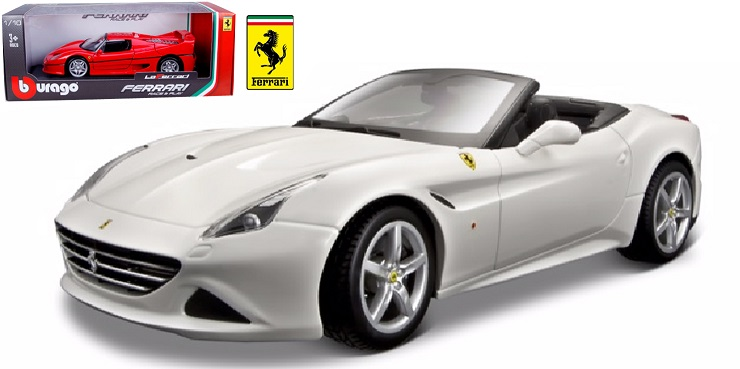 Ferrari California T Open Wit - 1:18