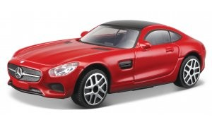 Mercedes-Benz AMG GT Red - 1:43