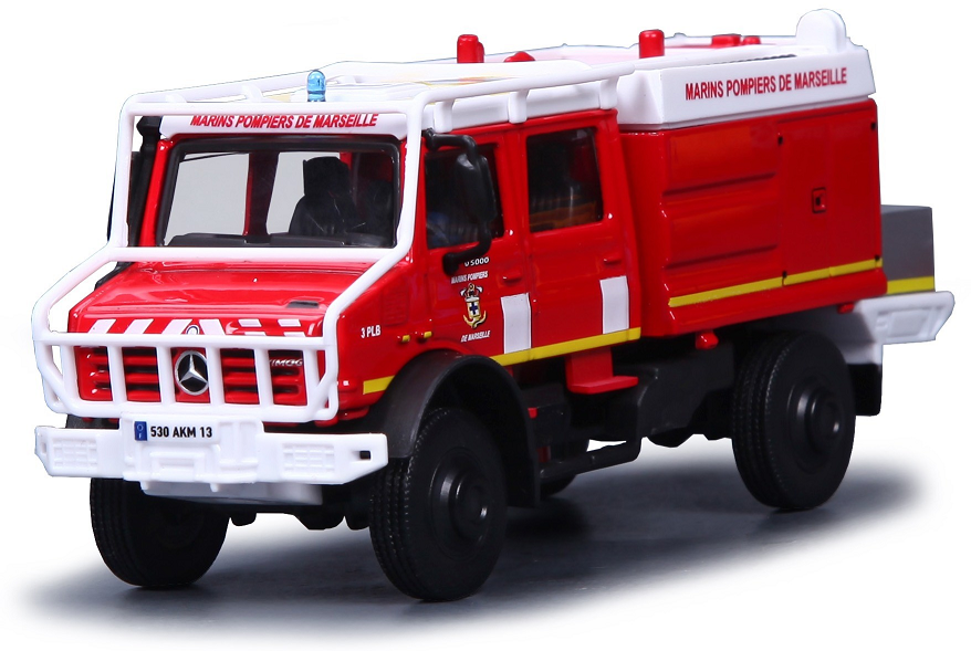 Mercedes-Benz Unimog U5000 Emergency