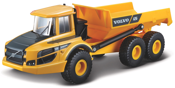 Volvo A25G Articulated Hauler