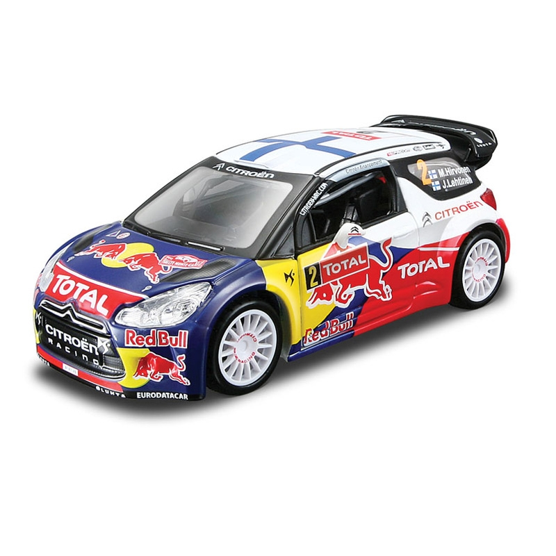 Citroen DS3 Total WRC No.2