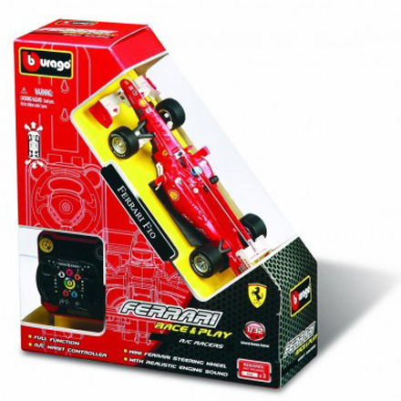 Ferrari F2012 IR Race and Play - 1:32
