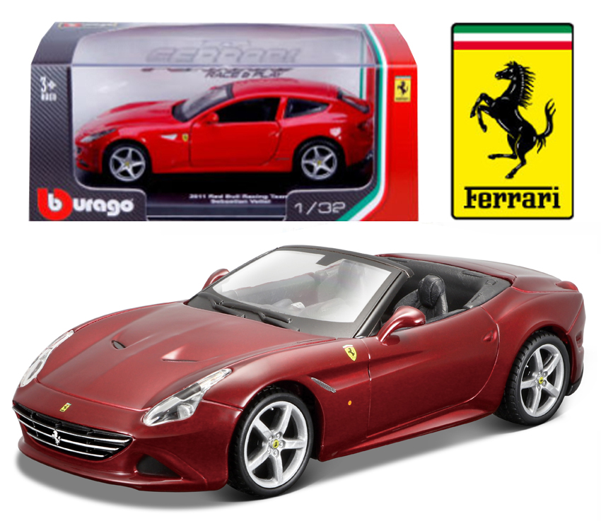 Ferrari California T Open Rood - 1:32