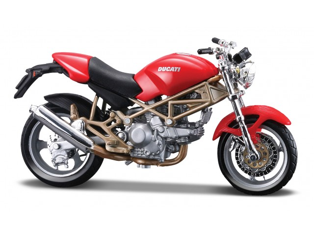 Ducati Monster 900 Rood