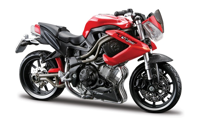 Benelli TNT R160 Rood