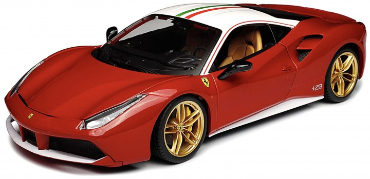 Ferrari 488 GTB The Lauda - 1:18