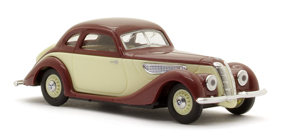 BMW 327 Coupe CMD Brown