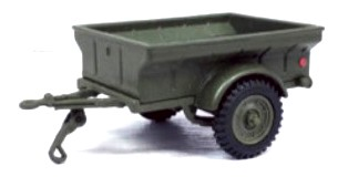 1/4 Ton USA Military Trailer 1944