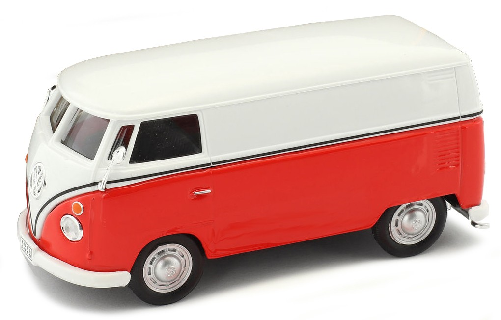 Volkswagen T1 Transporter Red/White