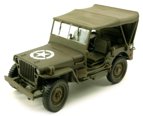 Jeep Willy Soft Top