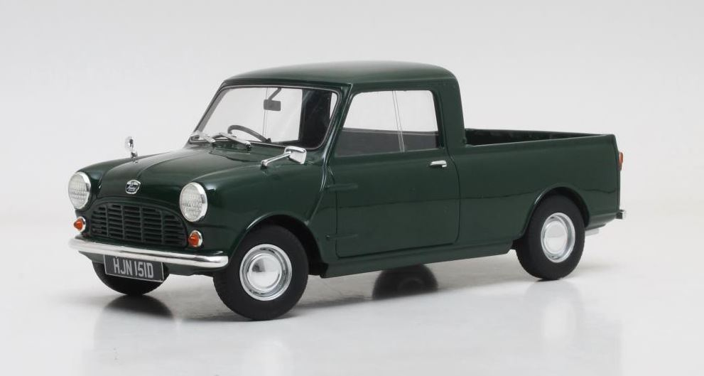 Mini 750 Pick-Up Groen