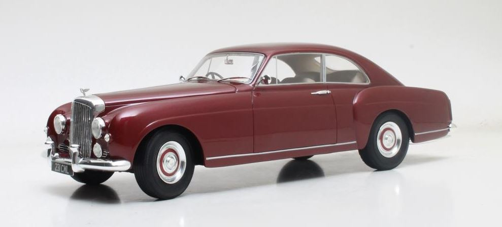Bentley S1 Continental Fastback 1955 Rood