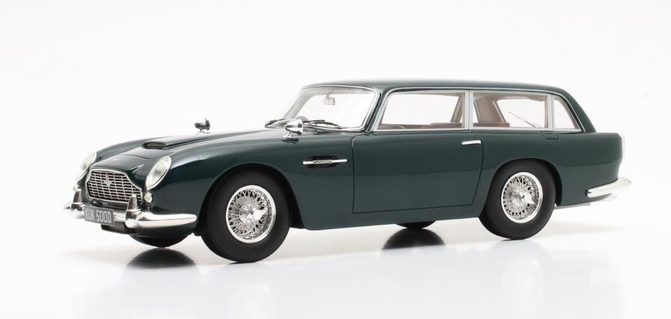 Aston Martin DB5 Shooting Brake by Harold Radford 1964 Groen