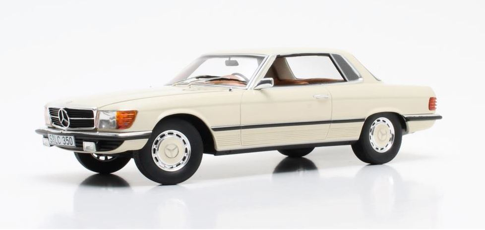 Mercedes-Benz C107 SLC 1973 Wit