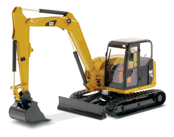 Cat 308E2 CR SB Mini Hydraulic Excavator - High Line