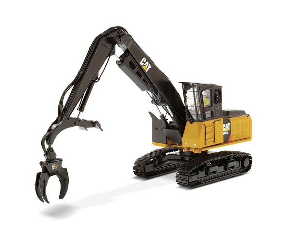 Cat 568 LL Log Loader - High Line