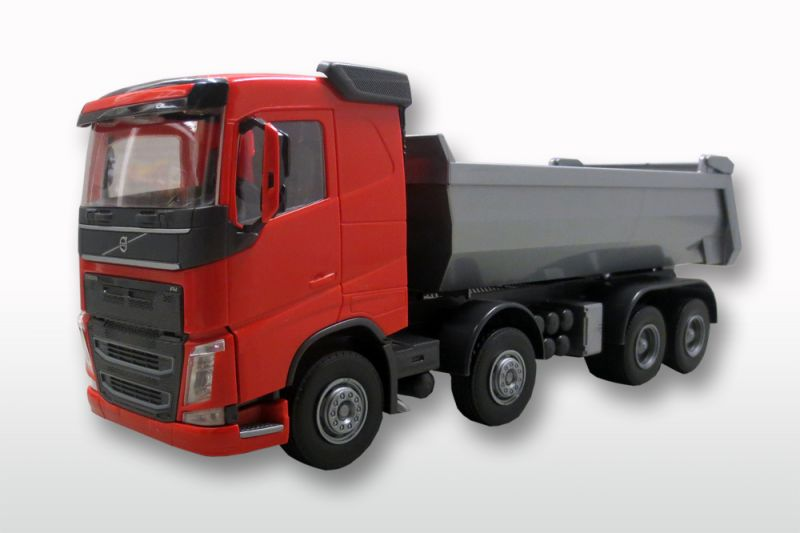 Volvo FH (New) 4-As Kieper - Rood