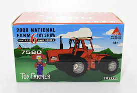 Allis Chalmers 7580 4wd - Toy Farmer