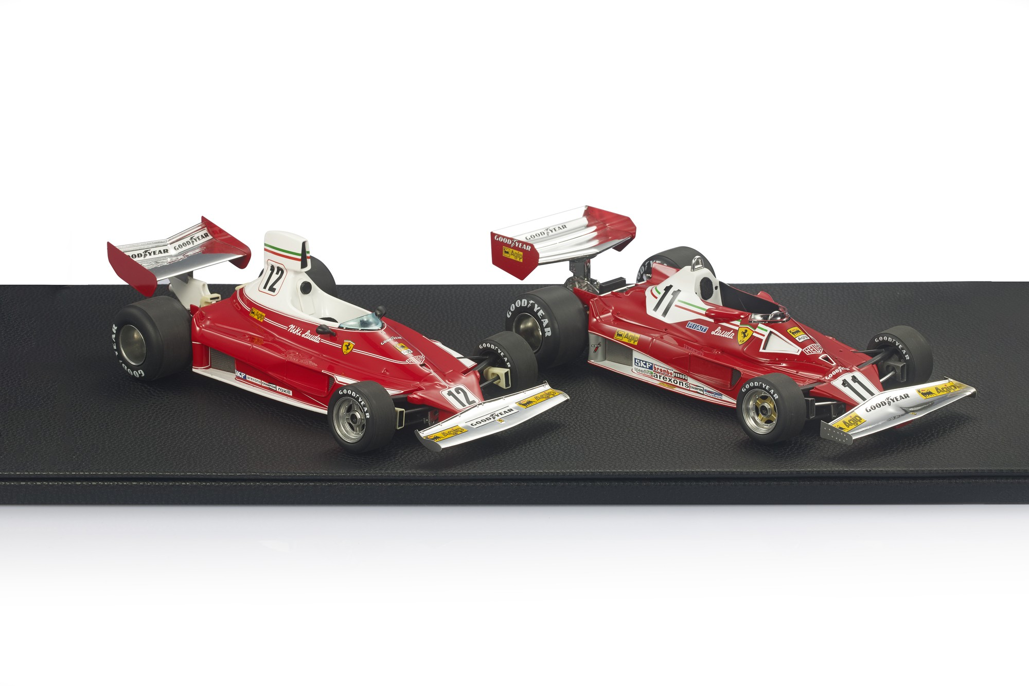 Ferrari Niki Lauda World Champion Set