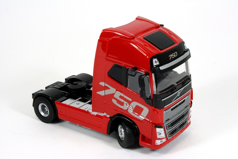 Volvo FH Globetrotter XL Fire Red