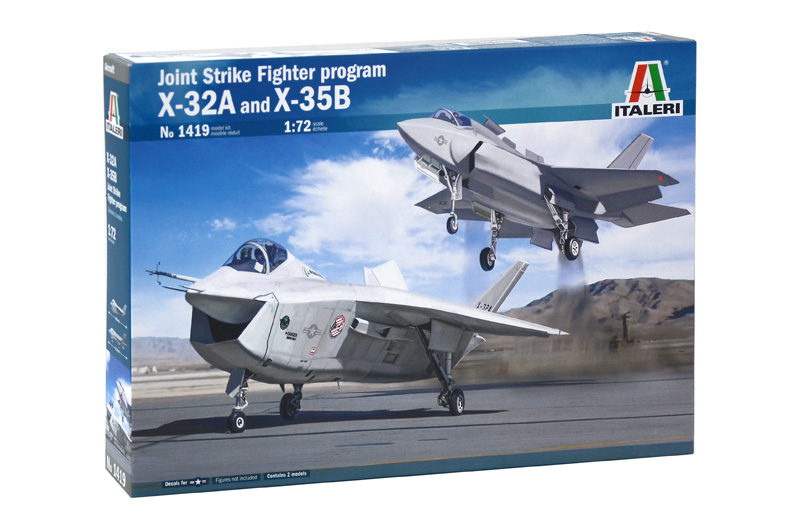 Project JSF X32- and X35B