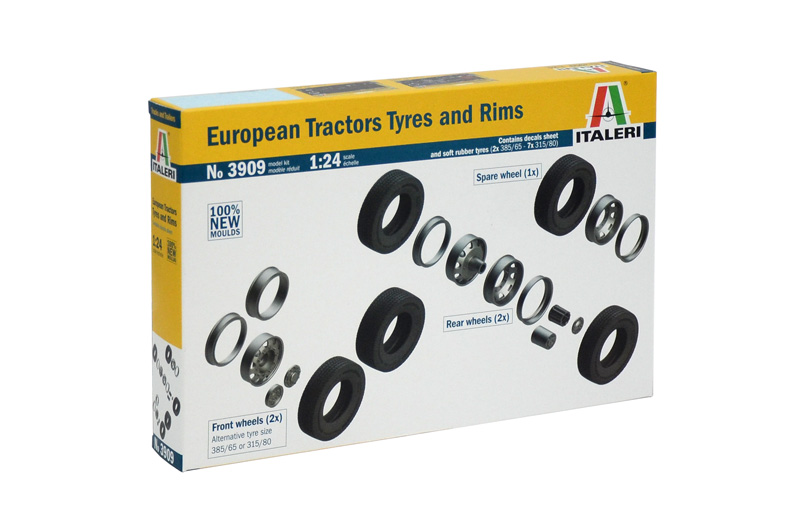 European Tires and Rims
