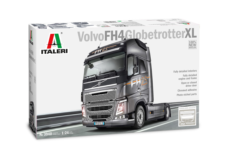 Volvo FH16 Globetrotter XL