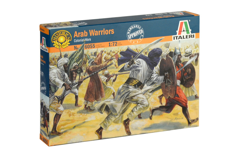 Arab Warriors - Colonial Wars