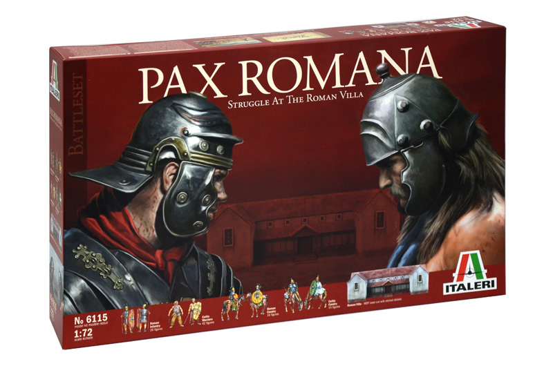 BAX Romana Battle Set
