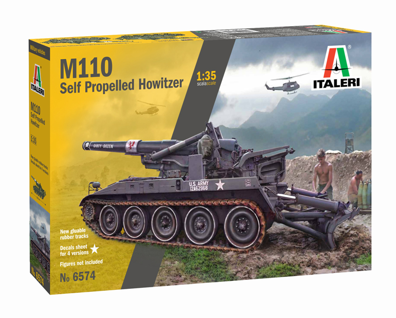 M110A1 Self Propelled Howitzer