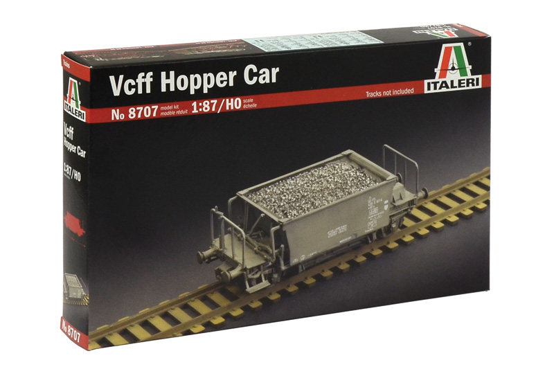 VCFF Hopper Car - 1:87