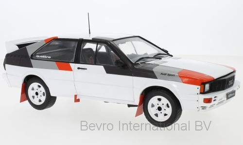 Audi Quattro Rally Spec 1982 Wit