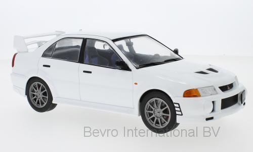 Mitsubishi Lancer RS Evolution VI 1998 Wit