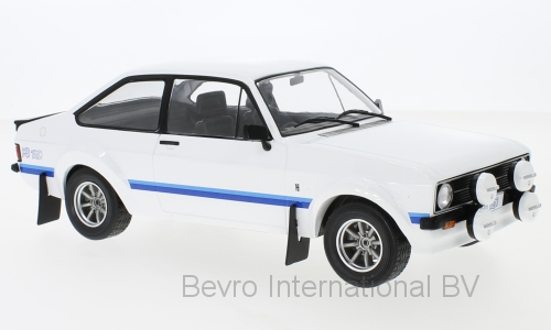 Ford Escort MKII RS 1800 1977 Wit