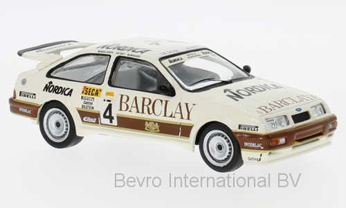 Ford Sierra RS Cosworth No.4 Wolf Racing 24h Spa 1987 Winkelhock/Artzet/Burkhard