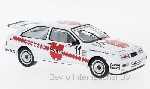 Ford Sierra RS Cosworth No.11 Wurth WTCC 1987 Winkelhock/Biela