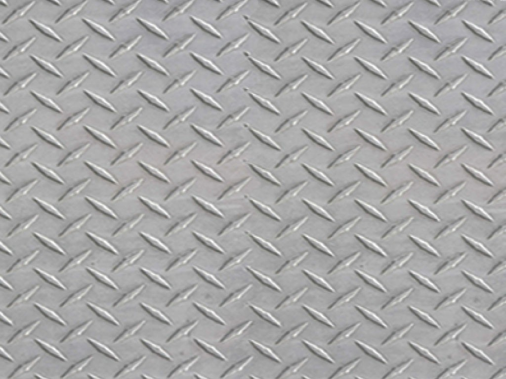 Sheet Diamond Plate H0