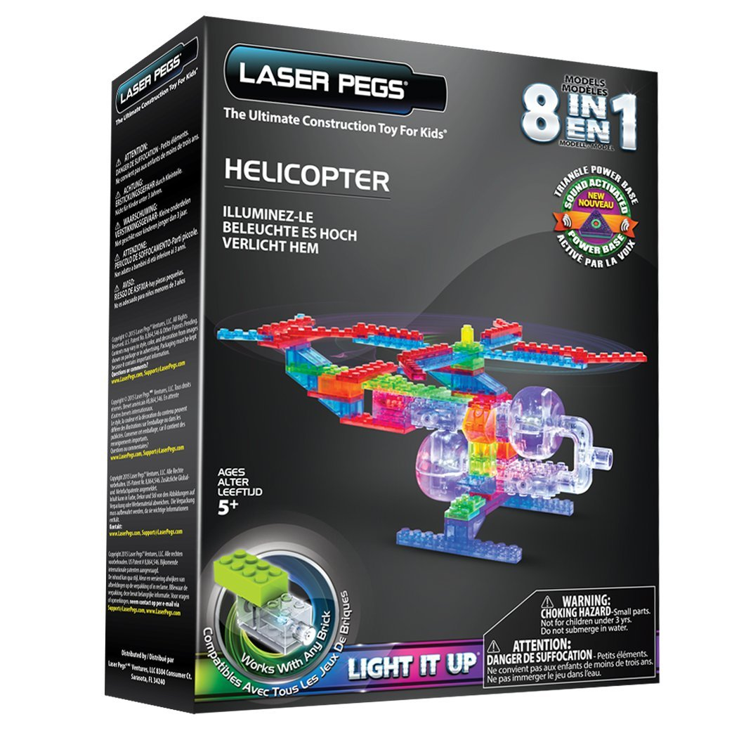 Helikopter 8 in 1