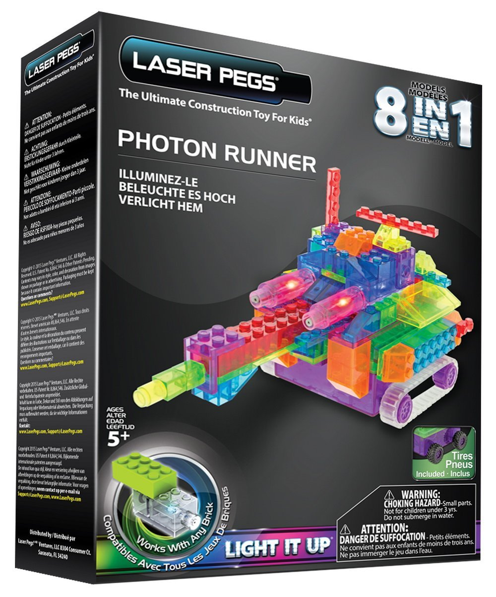 Photon Runner 8 in 1