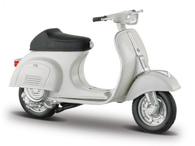 Vespa Scooter 50 Special (1969) Wit