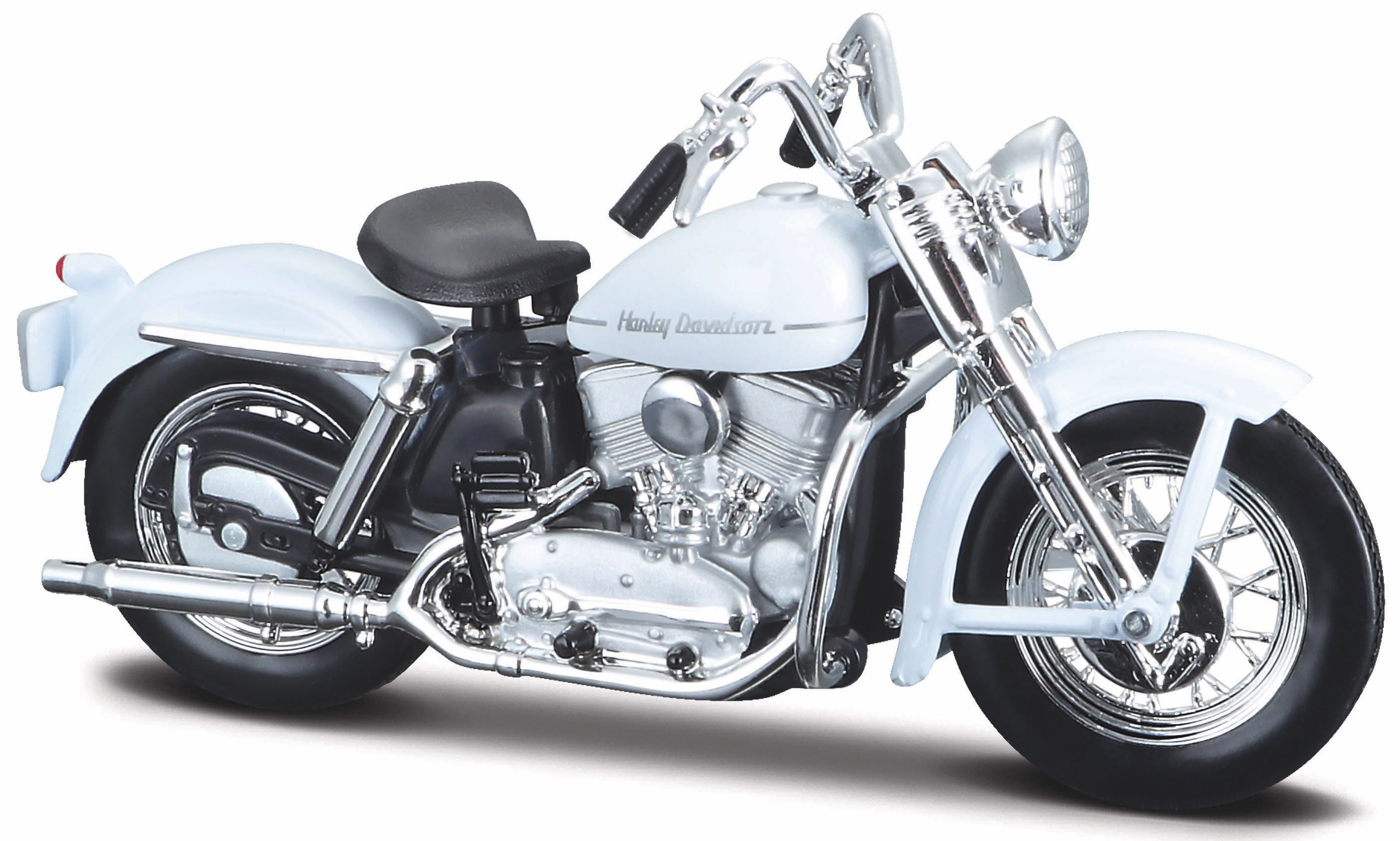 Harley-Davidson K-Model 1952 Wit