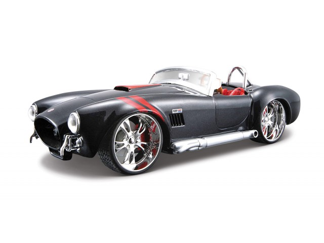 Shelby Cobra 427 Zwart - Custom
