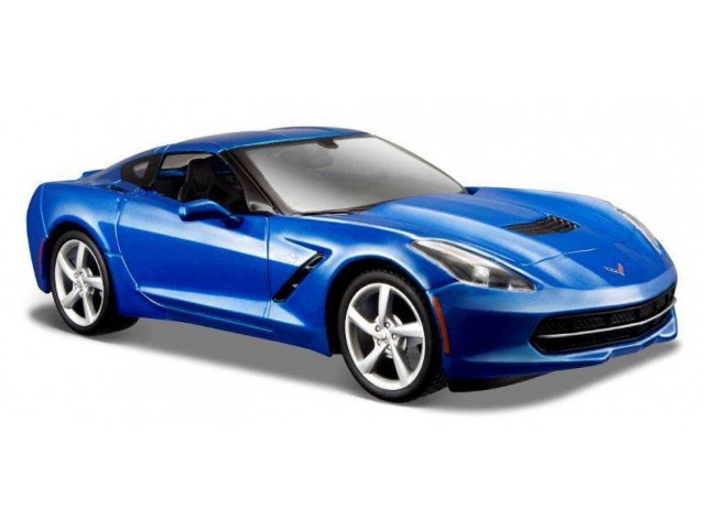 Chevrolet Corvette Stingray 2014 Blauw