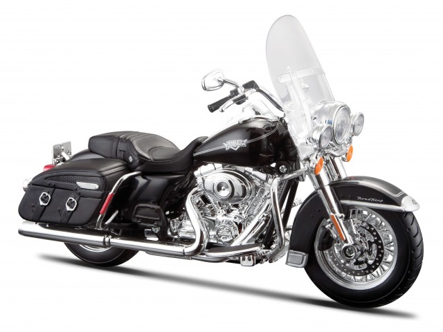 Harley Davidson FLHRC Road King Classic 2013 - 1:12
