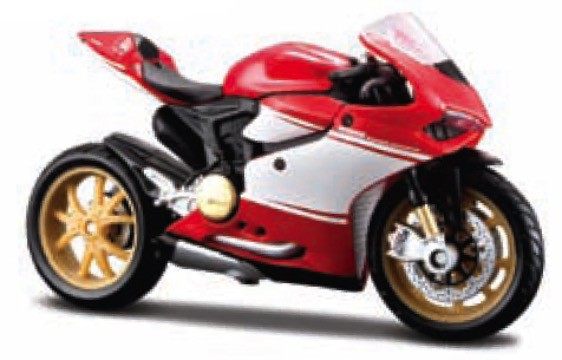 Ducati 1199 Superleggera 2014 Rood/Wit