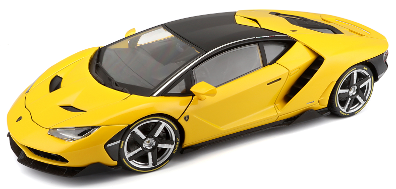 Lamborghini Centenario LP 770-4 2016 Geel - Exclusive Edition